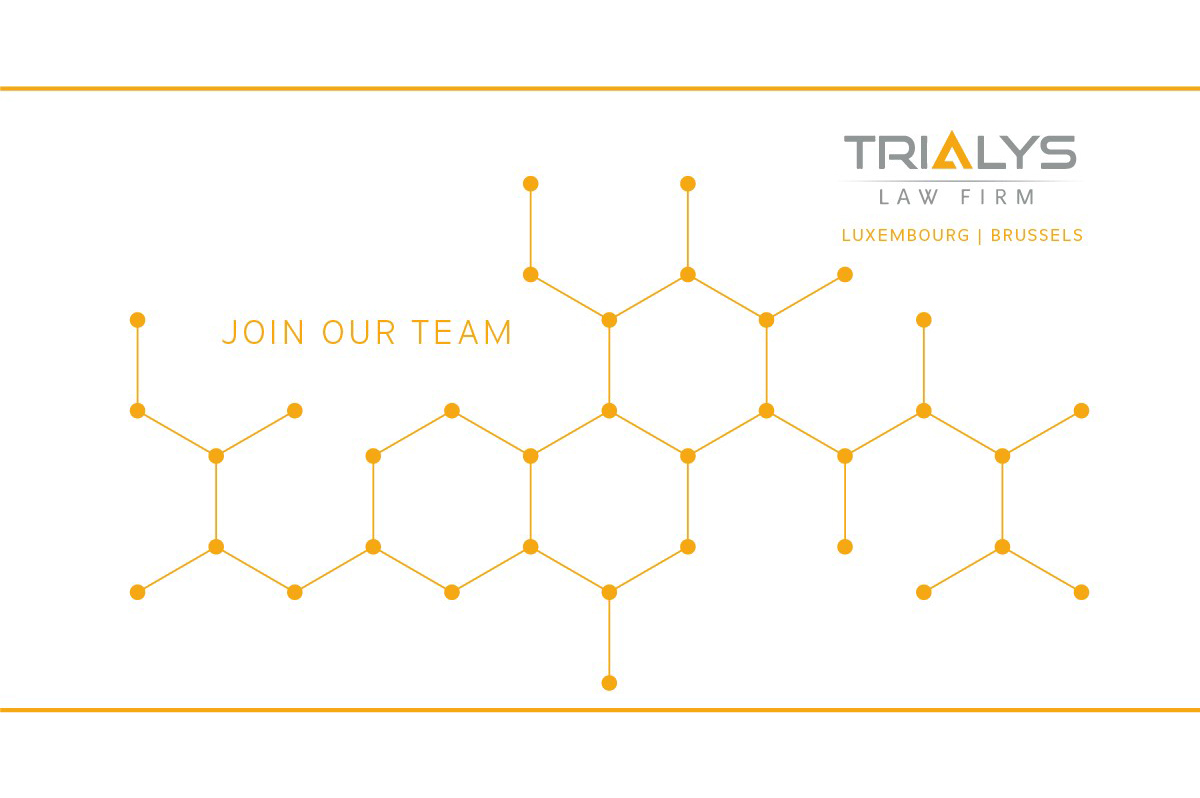 Join our team! Trialys - Belgique / Luxembourg